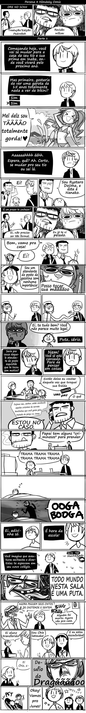 [OreNoScan] Persona 4 Hiimdaisy Comic - Parte 1